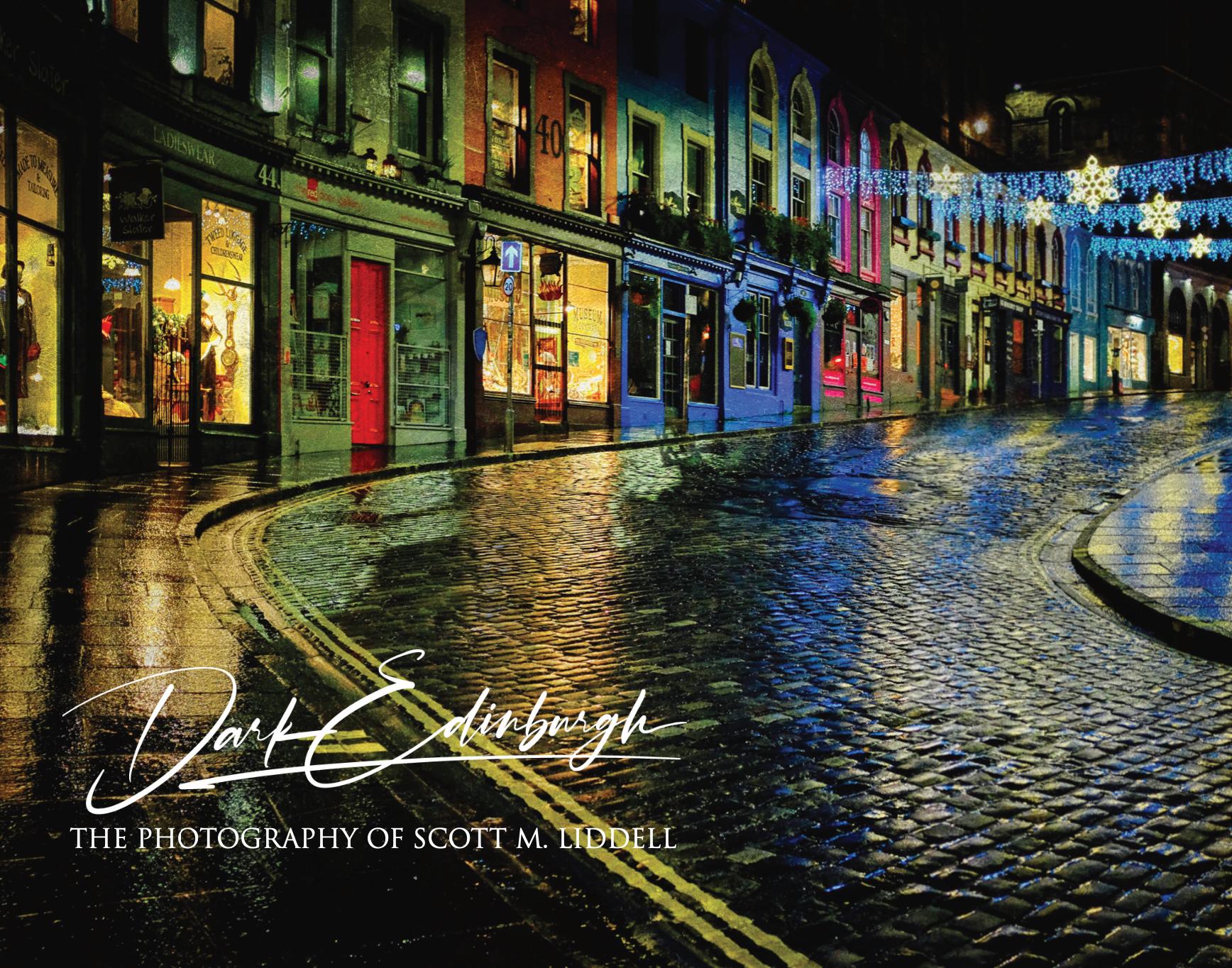Dark Edinburgh Book Cover